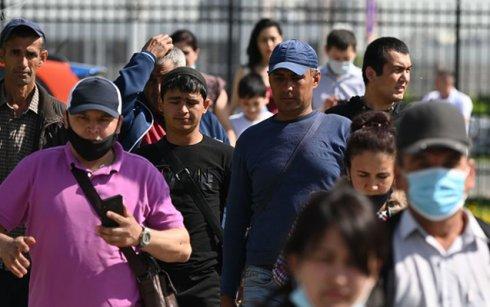 Rusiyada qanunsuz miqrantlar sabahdan deportasiya edilə bilər