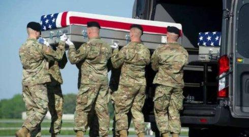Amerikada hərbi qulluqçuların intiharlarının sayı artıb