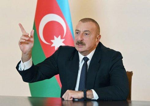 Azərbaycan Prezidenti İran rəsmilərinə CAVAB VERDİ